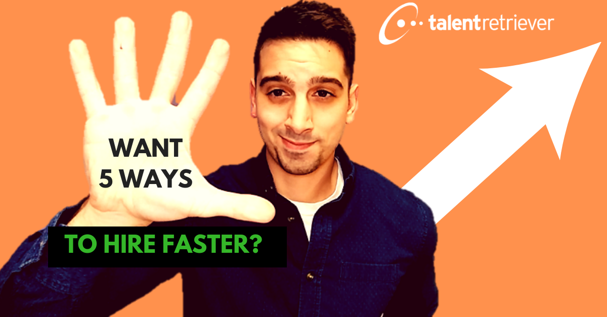 Want 5 ways to hire faster