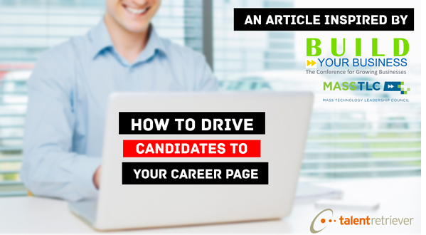 How to Drive Candidates to Your Career Page